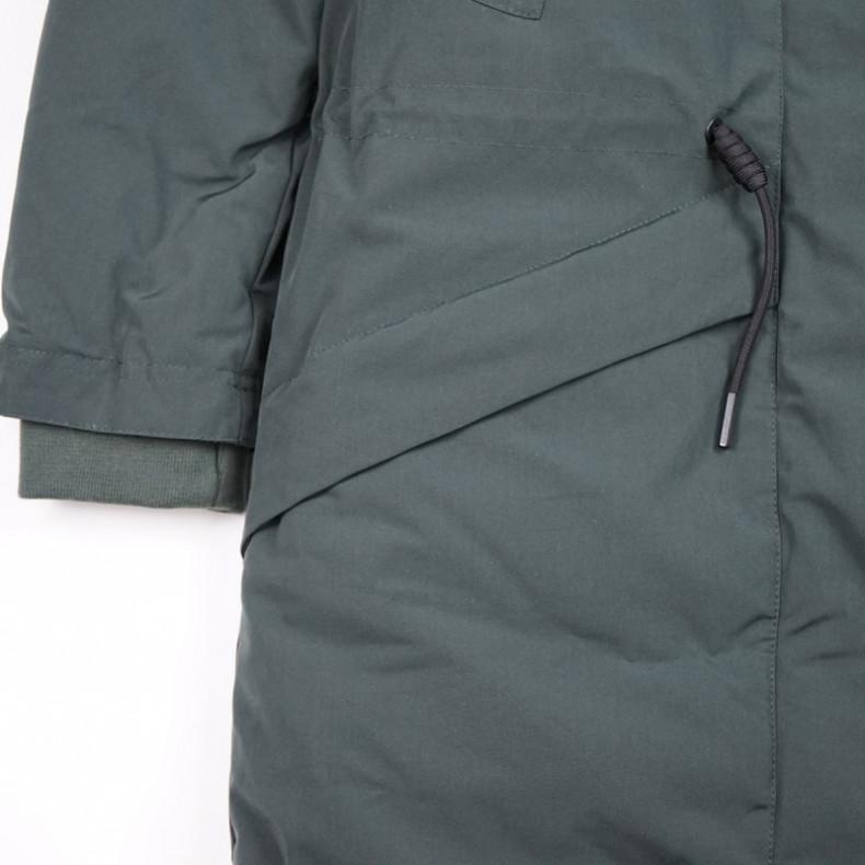 Женская куртка Loading W-2302 Stone Green
