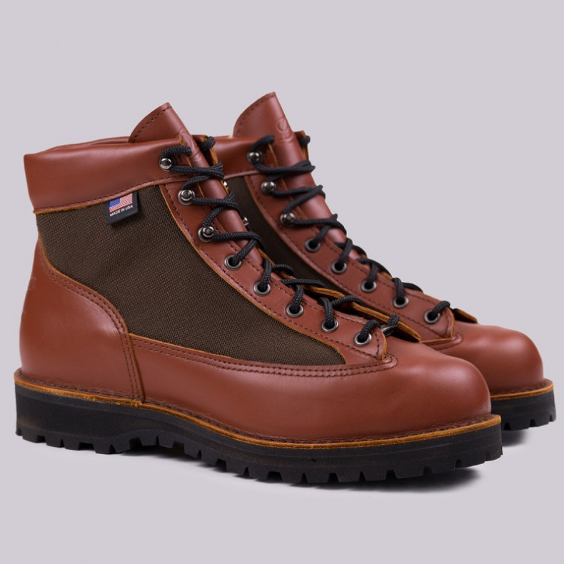 Ботинки DANNER Light Cedar Brown Gore-Tex & Cordura