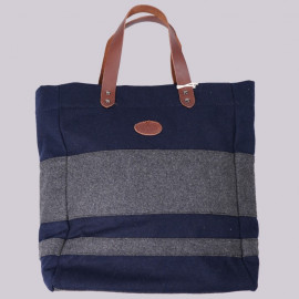 Сумка Armour-Lux Tote Bag navy / Grey Wool