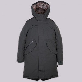 Зимняя Куртка Loading 7206 Fishtail Parka Dark Green