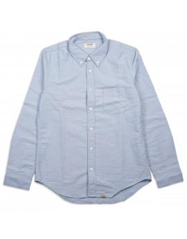 Рубашка Big John MS008F Chambray blue