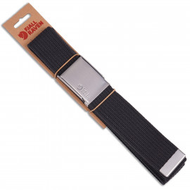 Ремень Fjallraven Canvas Belt Dark Grey