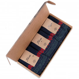 Носки Fracap Maya Wool Socks Box - Navy