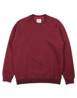 Толстовка Homecore Terry Cotton Jersey Sweat Bordeaux