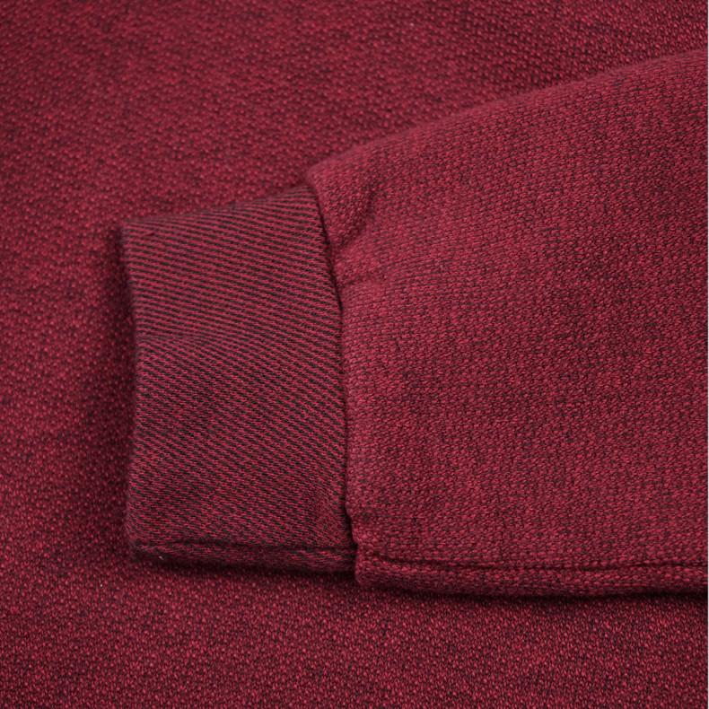 Толстовка Homecore Terry Cotton Jersey Sweat Bordeaux