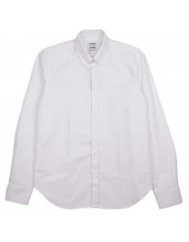 Рубашка Homecore Tokyo Slim Fit Card Oxford White