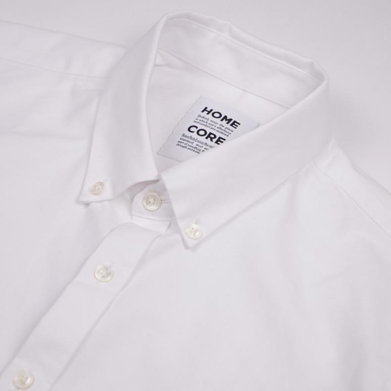 Рубашка Homecore Tokyo Slim Fit Card Oxford White