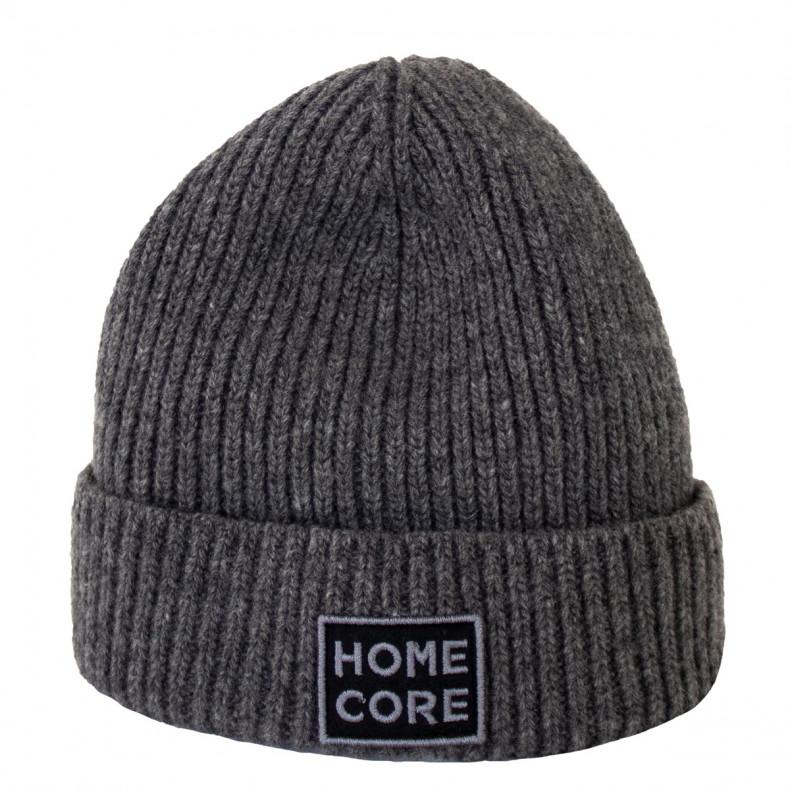 Шапка Homecore Finn Hat Logo Grey