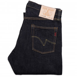 Джинсы Iron Heart IH-888S High Rise Tapered Cut 21oz Selvedge