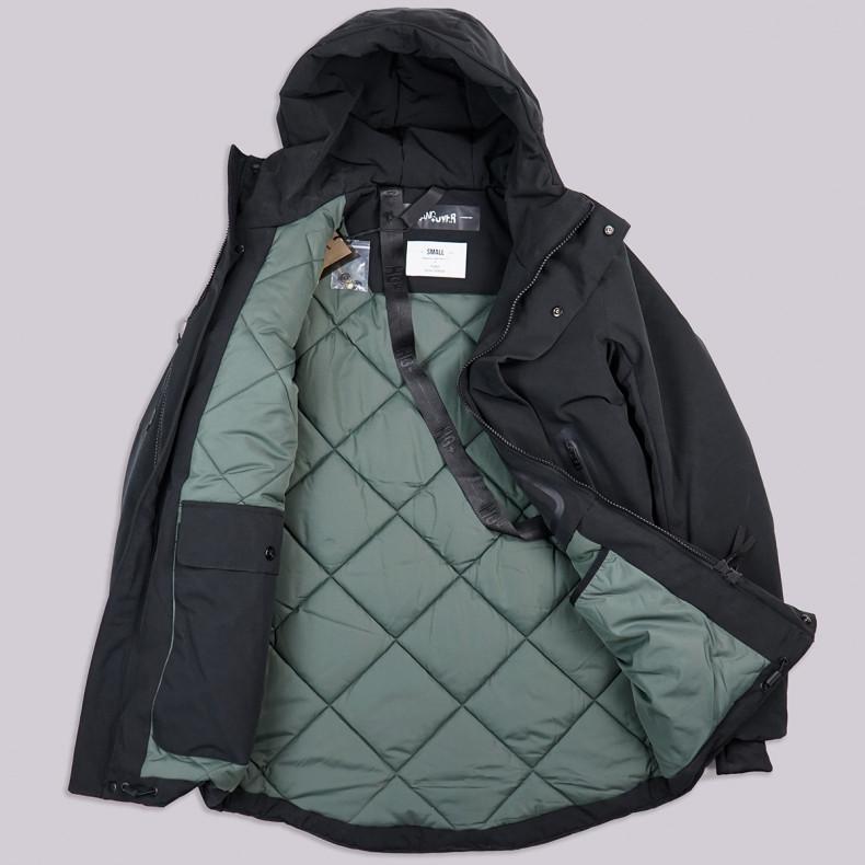 Зимняя куртка Hangover ST11 CHARGER - Black