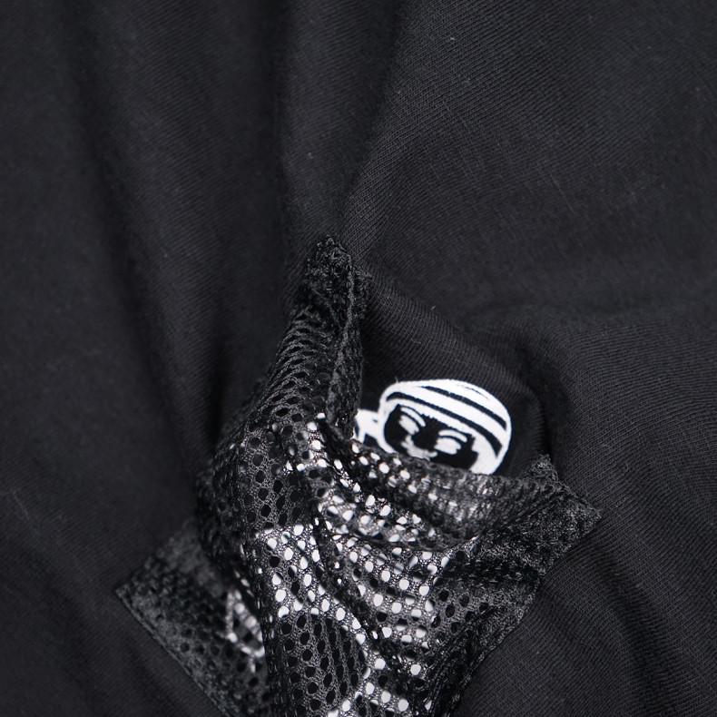 Футболка Momotaro Jeans 07-067 Prisioner Momotaro t-shirt Black