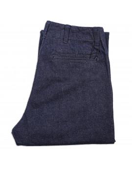 Брюки Japan Blue Jeans J17132J02 Modern Military Trousers 12 oz Denim Indigo