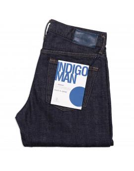 Джинсы Japan Blue Jeans JB0606 Hi-tapered 14oz zimbabwe×Memphis Selvedge - One Wash