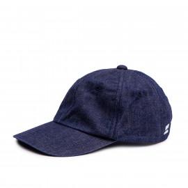 Кепка Momotaro Jeans SJ016 Baseball CAP Indigo Denim