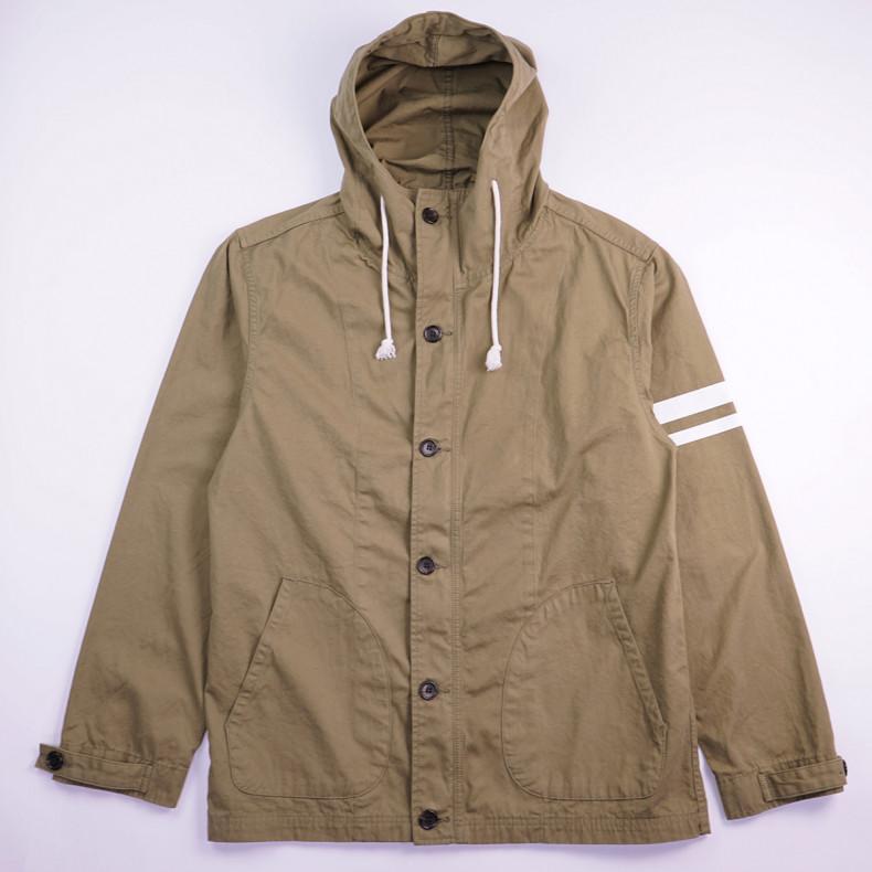 Куртка Momotaro Jeans 03-167 GTB Weather Jacket OD