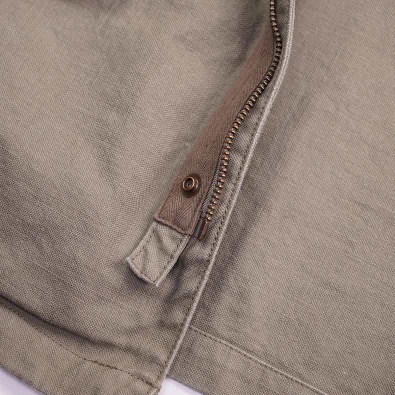 Куртка Momotaro Jeans 03-168 Uneven Duck Military Jacket OD