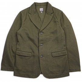 Куртка Momotaro Jeans 03-152 Military Whipcord Jacket OD Green