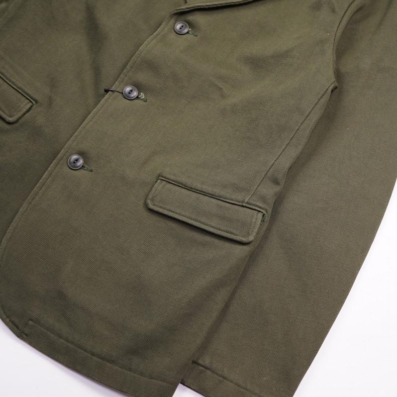 Куртка Momotaro Jeans 03-152 Military Whipcord Jacket OD Green