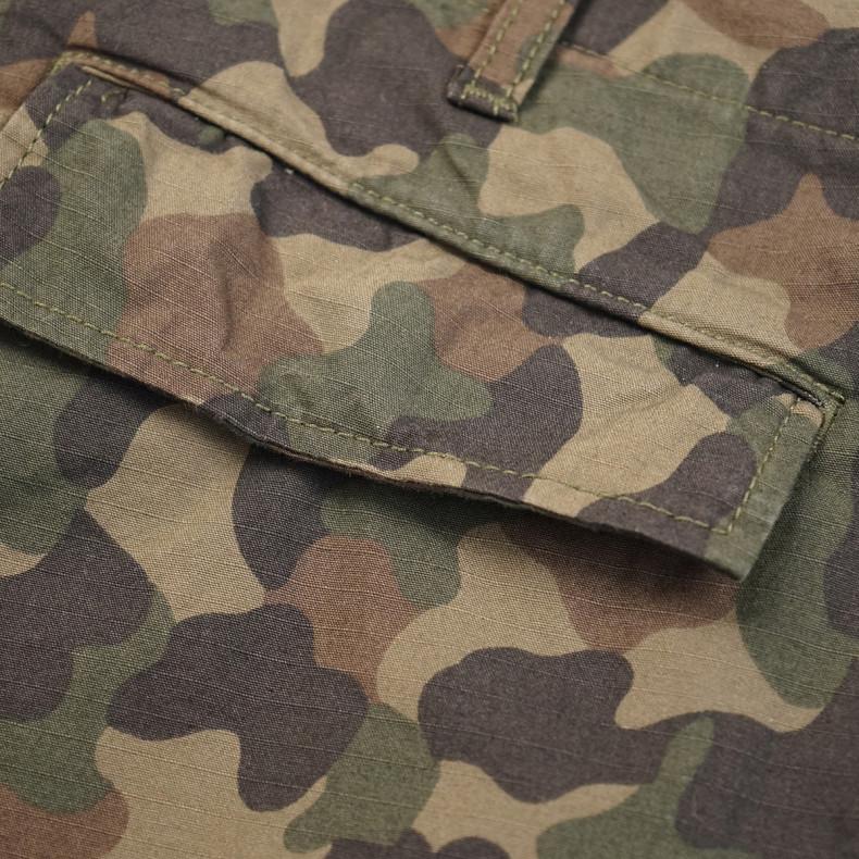 Брюки-карго Japan Blue Jeans JB1700 Modern Military Cargo Camo