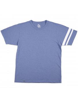 Футболка Momotaro Jeans MT302S GTB Reactive dyed Zimbabwe Cotton T-shirt Blue
