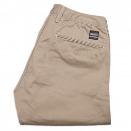Брюки Momotaro Jeans 4160SP High Count Trousers Khaki