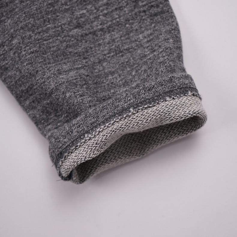 Толстовка Japan Blue Jeans J6740J01 Long-sleeved Raglan T-shirt Hard Inlay Grey