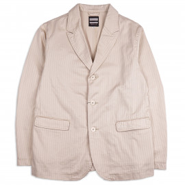 Пиджак Momotaro Jeans 3-140 Supima Jacket - Natural
