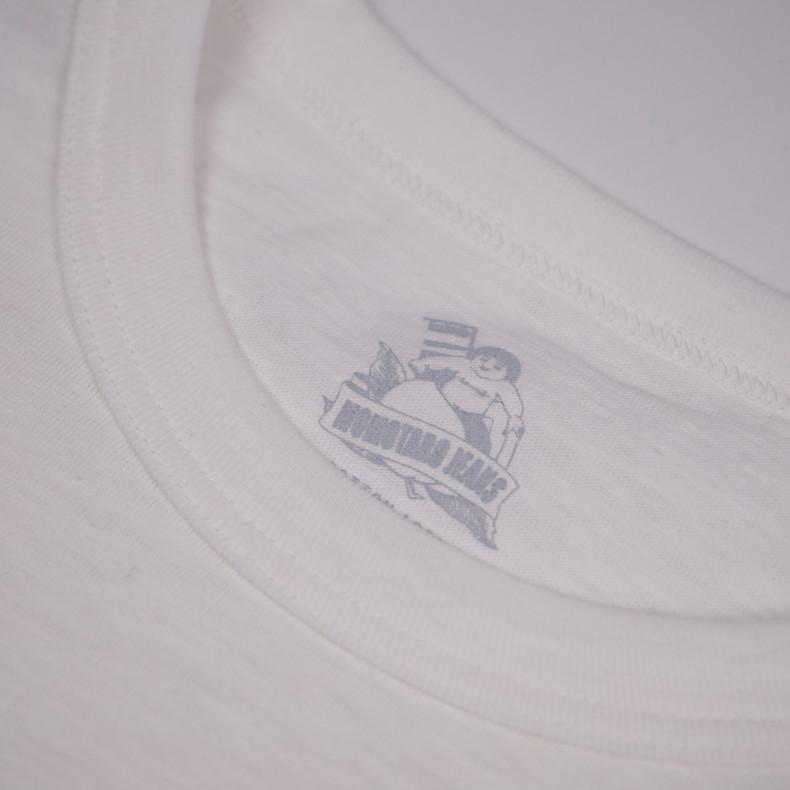 Футболка Momotaro Jeans 07-090 Going to Battle Momotaro Logo - White
