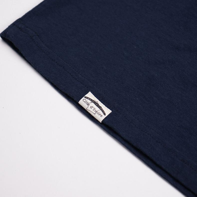 Футболка Japan Blue J4439 T-shirts Navy
