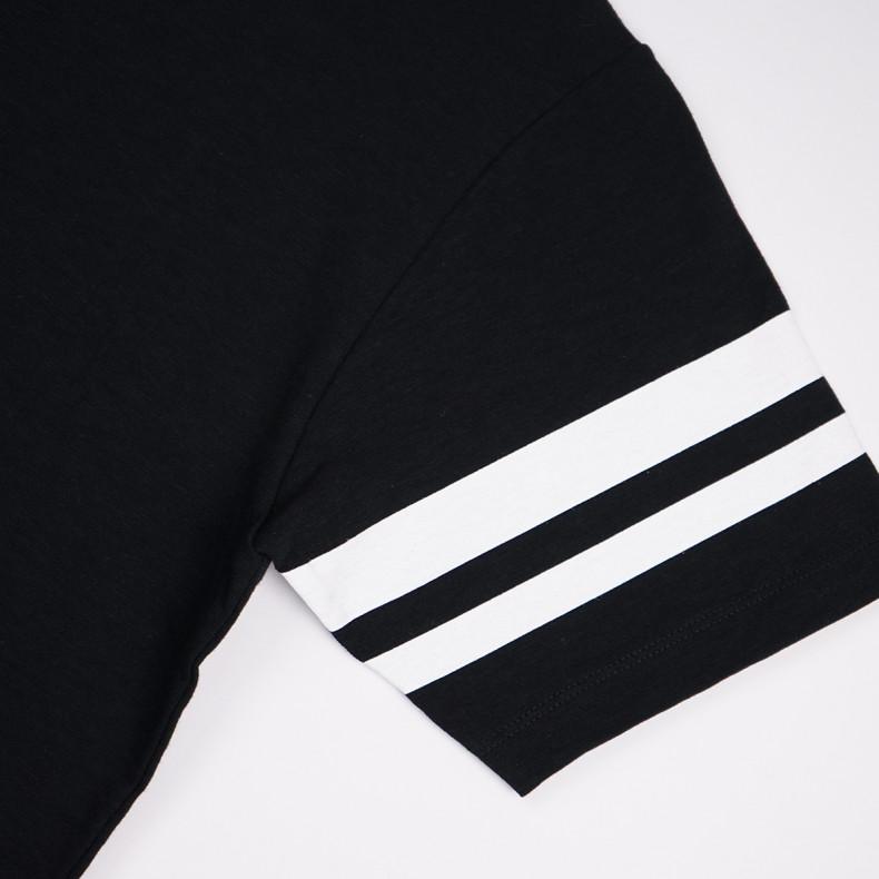 Футболка Momotaro Jeans s/s MT-302 GTB T-shirts Black