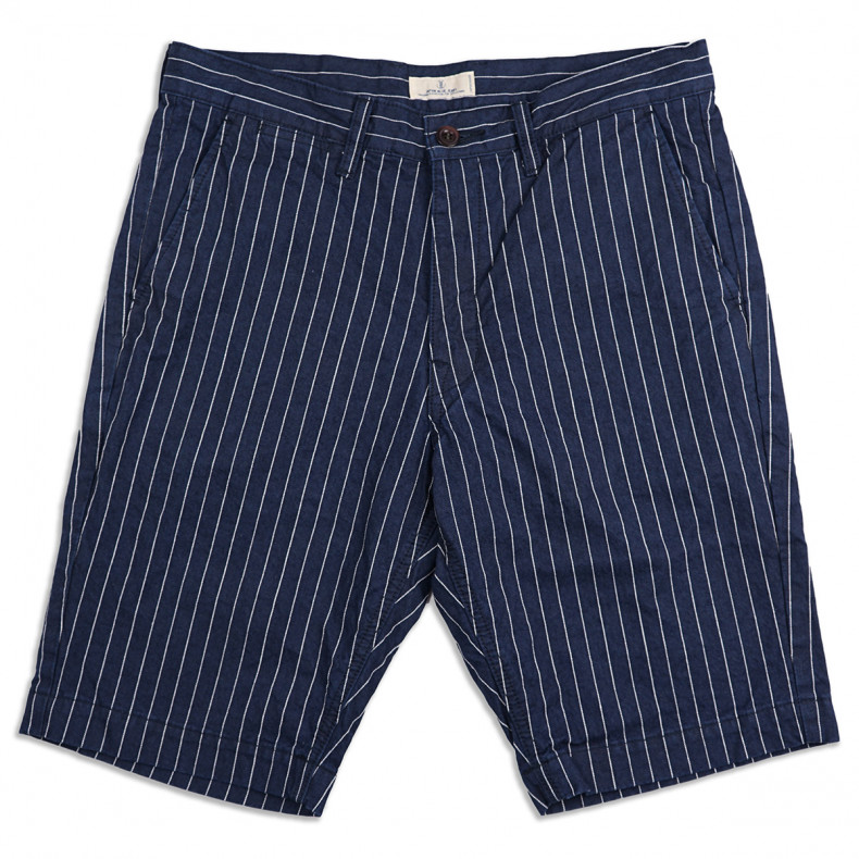 Шорты Japan Blue J322431 Stripe Short Navy