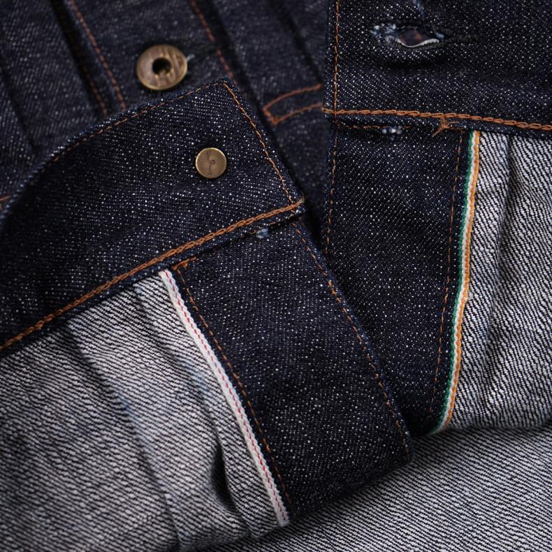 Куртка Japan Blue Jeans Jacket 16.5oz Cote d'Ivoire Cotton Vintage Selvage (Monster) - One Wash