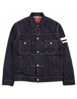 Куртка Momotaro Jeans 2105SP Type2 Indigo GTB 15.7 oz Selvedge - One wash