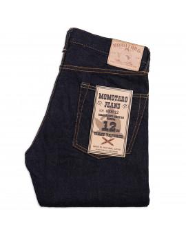 Джинсы Momotaro Jeans 0306-12 Tight Tapered 12 Oz Zimbabwe Cotton Selvedge - One Wash