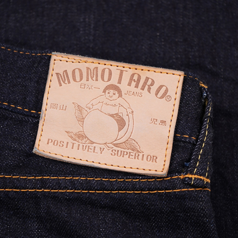 Джинсы Momotaro Jeans 0306-12 Tight Tapered 12 Oz Zimbabwe Cotton Selvedge - One Wash