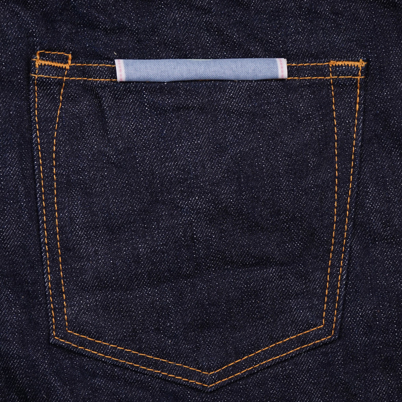 Джинсы Japan Blue Jeans J201 Tapered 14.8 oz American Cotton Vintage Selvage Zipper