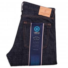 Джинсы Japan Blue Jeans J366 Straight 16.5 oz Cote d'Ivoire Cotton Vintage Selvage (Monster) Zipper