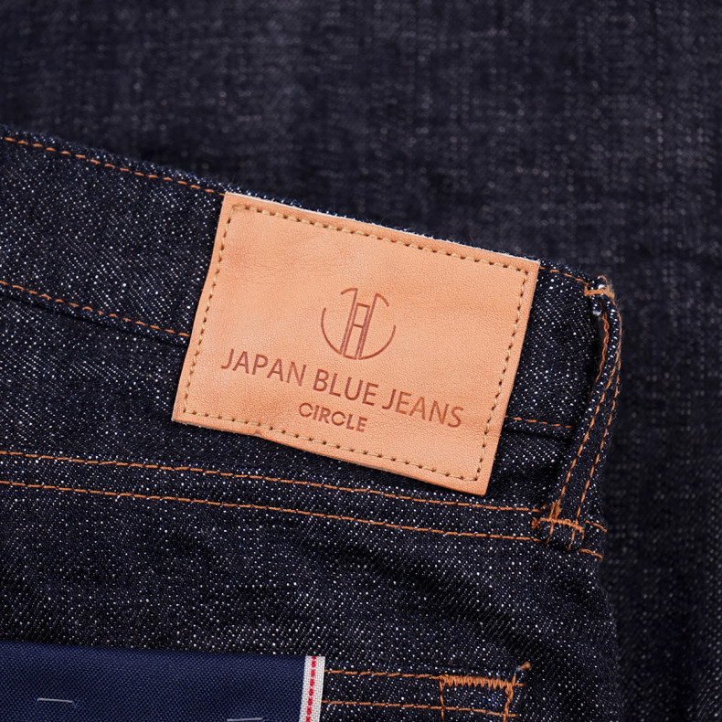 Джинсы Japan Blue Jeans J366 Straight 16.5 oz Cote d'Ivoire Cotton Vintage Selvage (Monster) Zipper