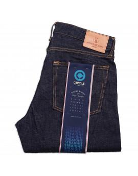 Джинсы Japan Blue Jeans J301 Straight 14.8 oz American Cotton Vintage Selvage Zipper
