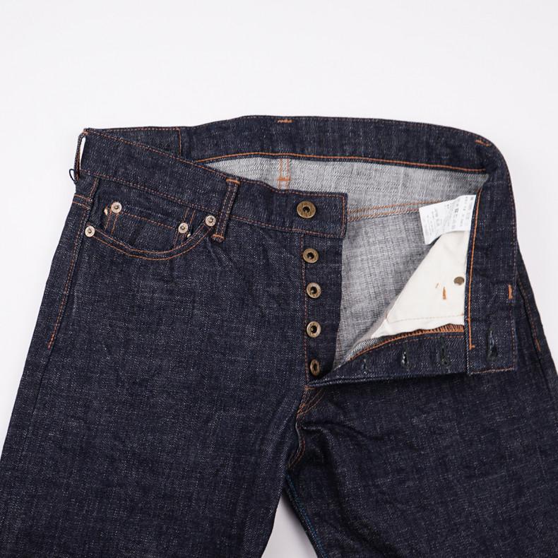 Джинсы Japan Blue Jeans JB0407B Tapered 16.5oz Monster Cote d'lvoire Cotton Vintage Selvage One Wash