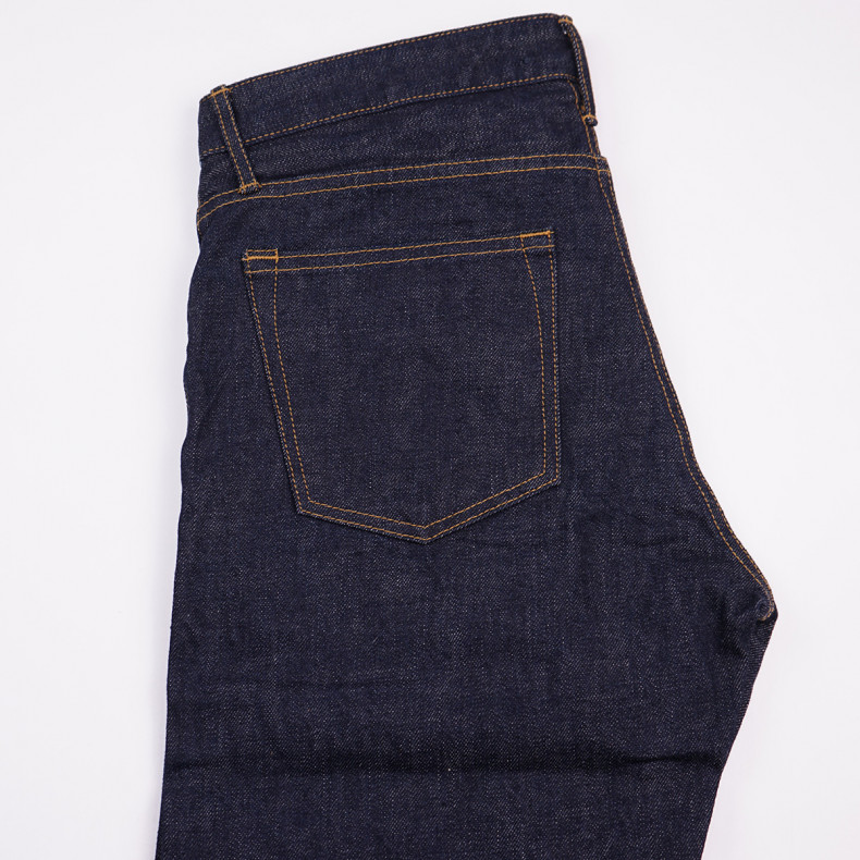 Джинсы Japan Blue Jeans J304 - L32 Straight 12.5 oz Africa Cotton Indigo One Wash Zipper