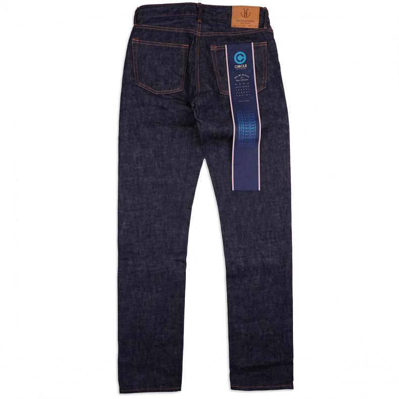 Джинсы Japan Blue Jeans J363B - L34 Straight 13.5oz Cote d'Ivoire Cotton Vintage Selvage Indigo Button