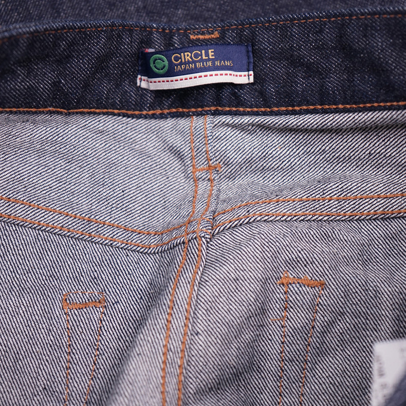Джинсы Japan Blue Jeans J263B - L34 Tapered 13.5oz Cote d'Ivoire Cotton Vintage Selvage Indigo Button
