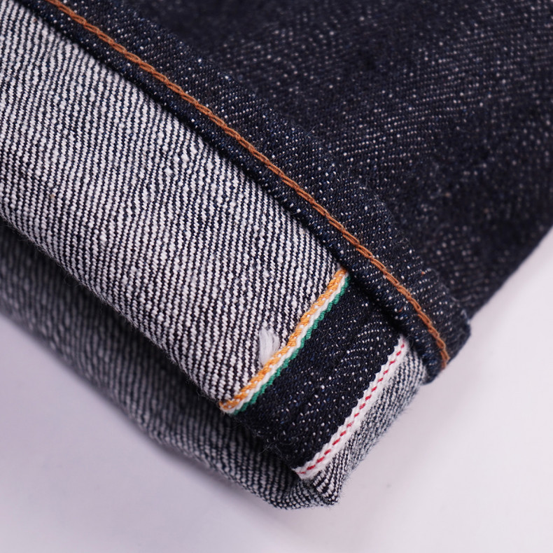 Джинсы Japan Blue Jeans J266 Tapered 16.5 oz Cote d'Ivoire Cotton Vintage Selvage (Monster) Zipper