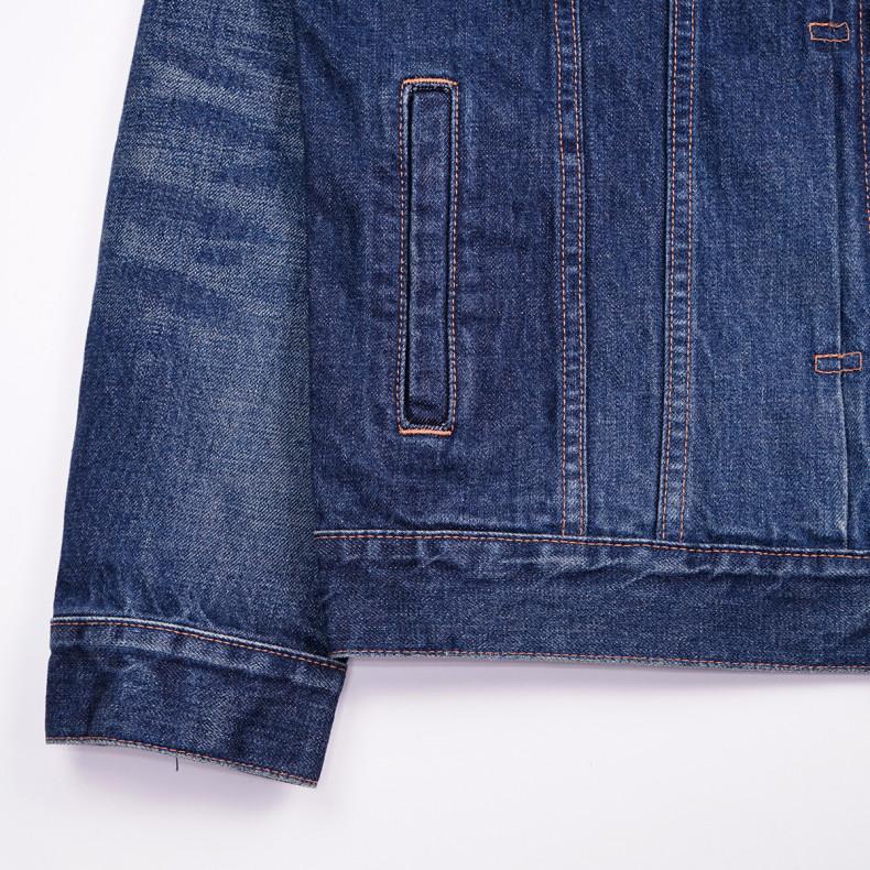 Джинсовка Japan Blue Jeans J38630-FID Washed Type4 -13.5oz Cote d'lvoire Cotton Vintage Selvage