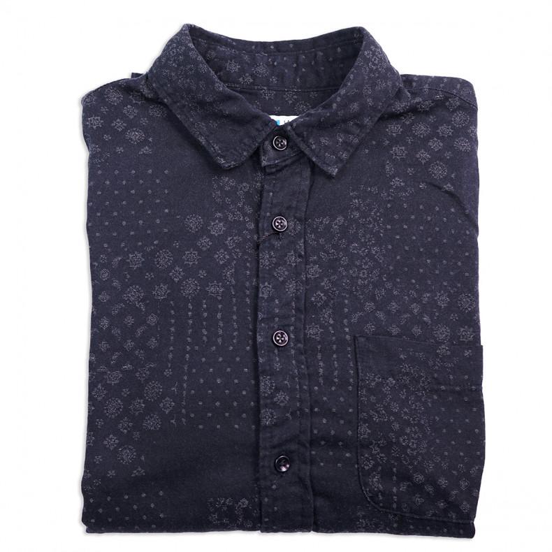 Рубашка Japan Blue Jeans J353052 Pazzle Shirts Black