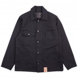 Куртка Naked and Famous Chore Coat 10 Oz CanvasBlack