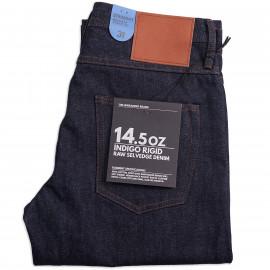 Джинсы The Unbranded Brand UB301 Straight Fit 14.5 oz Selvedge