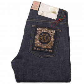 Джинсы Naked and Famous Weird Guy Real Gold Selvedge 12.5 Oz
