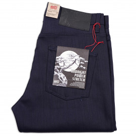 Джинсы Naked and Famous Easy Guy - Midnight Power Stretch Japanese Denim 12 Oz